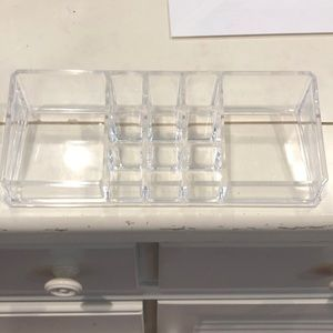 Other - Acrylic makeup / cosmetic / jewelry organizer